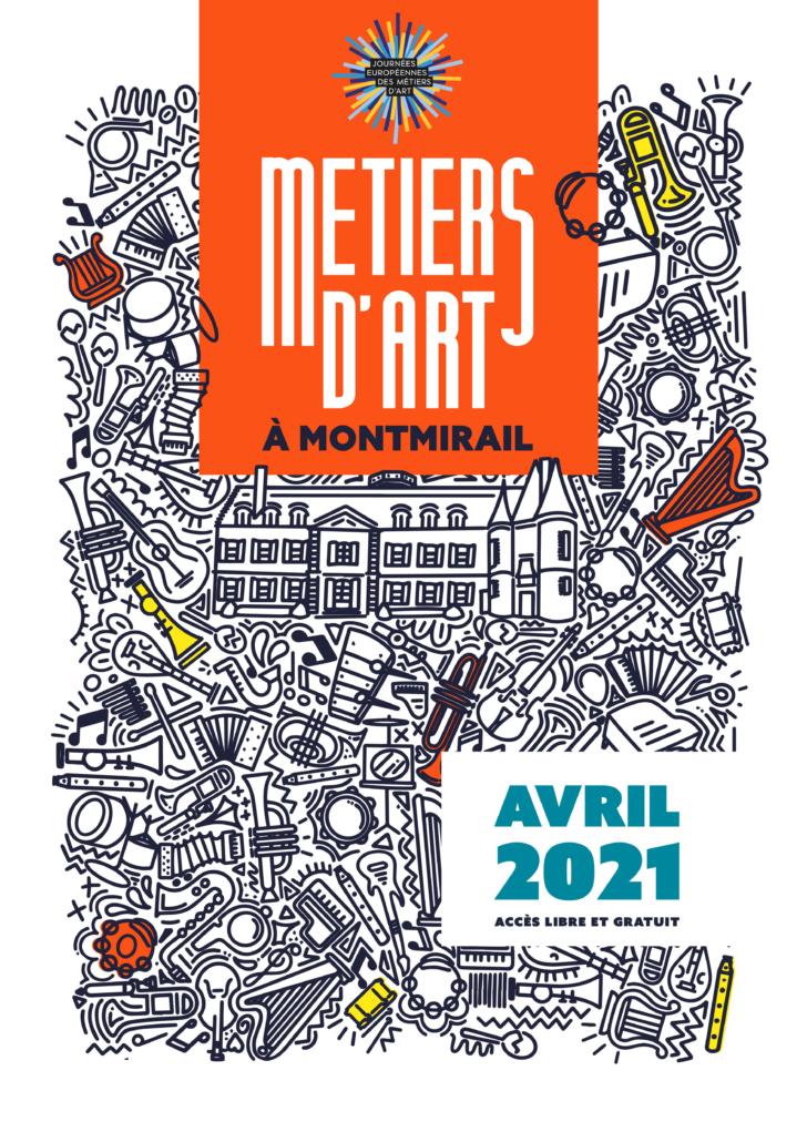 Journées Européennes des Métiers d'Art à Montmirail