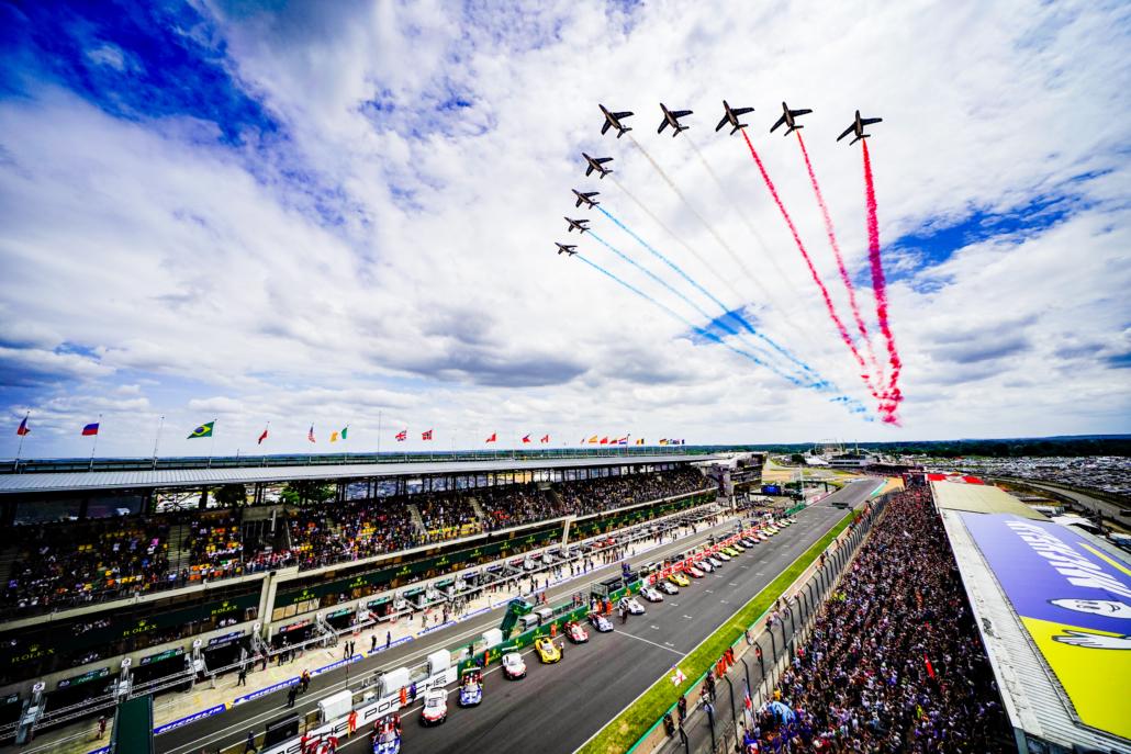 Tandem Event hospitalités 24h du Mans